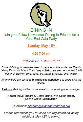 Dining In Invitation-2