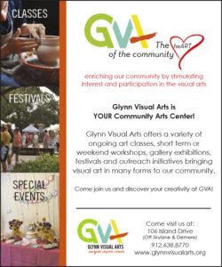 Glynn Visual Arts Quarter Page.indd