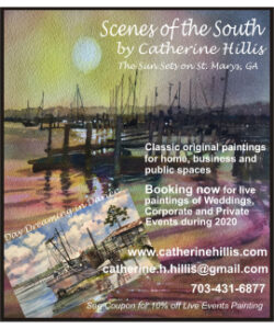 Catherine Hills Quarter Page Ad.indd